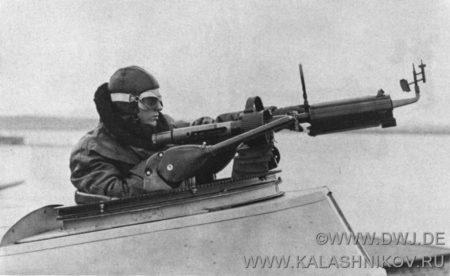 Zeiss, MBK-1000 , люфтваффе, кинопулемёт, журнал Калашников, dwj