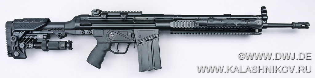 Nehtwrfz винтовка MKE T41