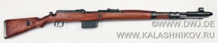 g41, gewehr 41,dwj, журнал калашников