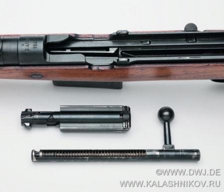 винтовка g41, gewhr 41, dwj, журнал калашников