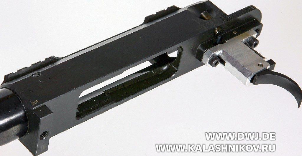 Охотничий карабин Steel Action HS. УСМ