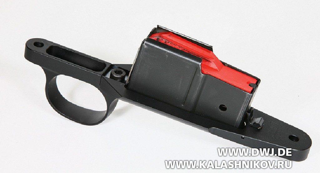 Охотничий карабин Steel Action HS. Магазин