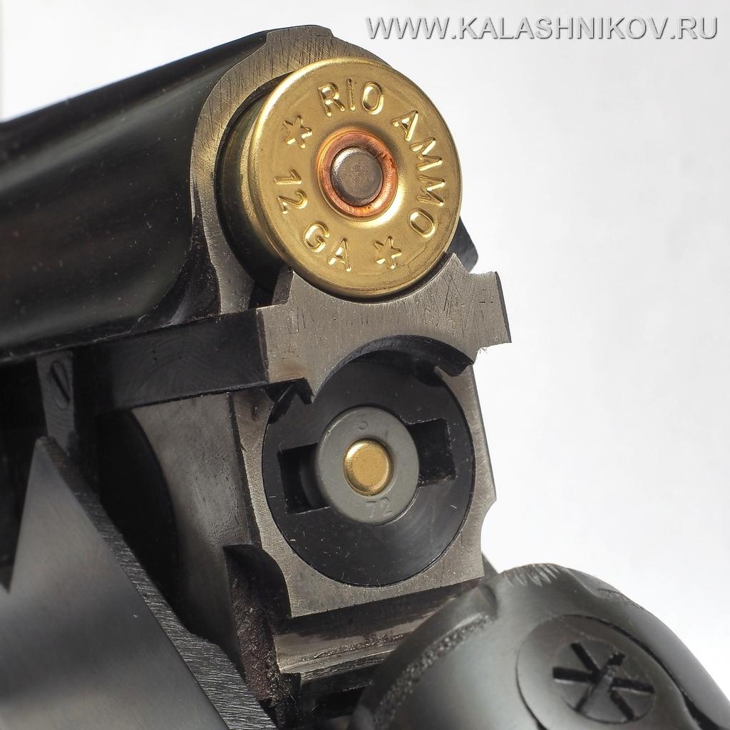 366 ТКМ, вкладной ствол ТК 600, 366 lancaster, МР-27