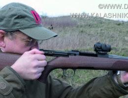 Охотничий карабин Steel Action HS, журнал Калашников