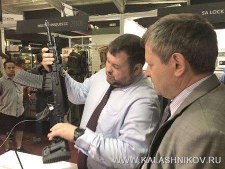 Роман Букарев, Молот оружие, huntex 2018