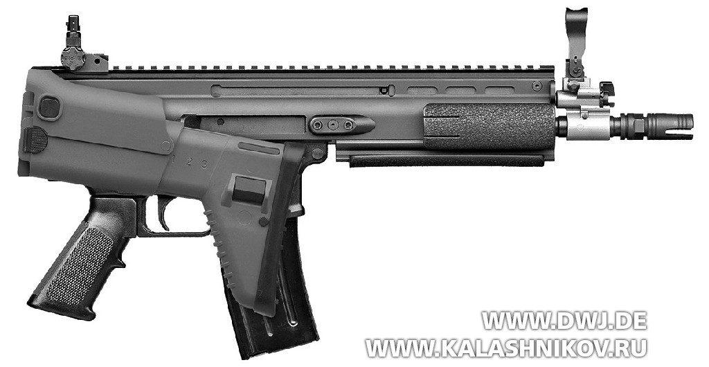 Штурмовая винтовка FN SCAR-L
