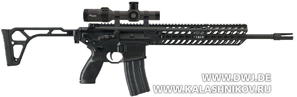 Штурмовая винтовка Rheinmetall  RS556