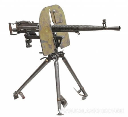 пулемёт ДС