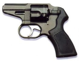 Револьвер Р-92С. Вид слева.