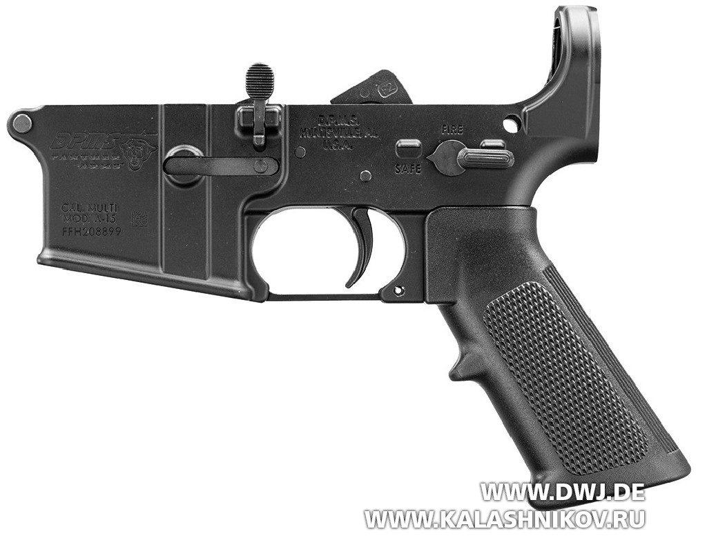 Части для клонов AR-15. (Lower Receiver) от DPMS