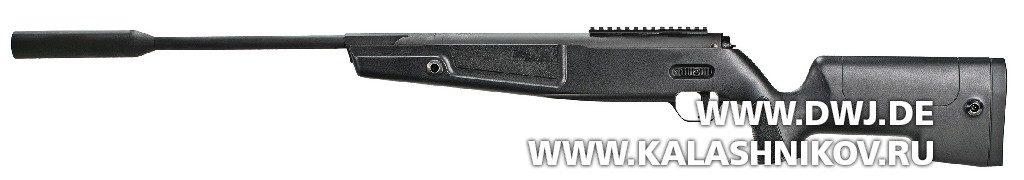 Пневматическая винтовка SIG Sauer ASP20. Выставка SHOT Show 2018