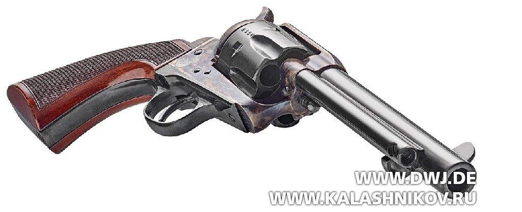 револьвер El Patron Grizzly Paw