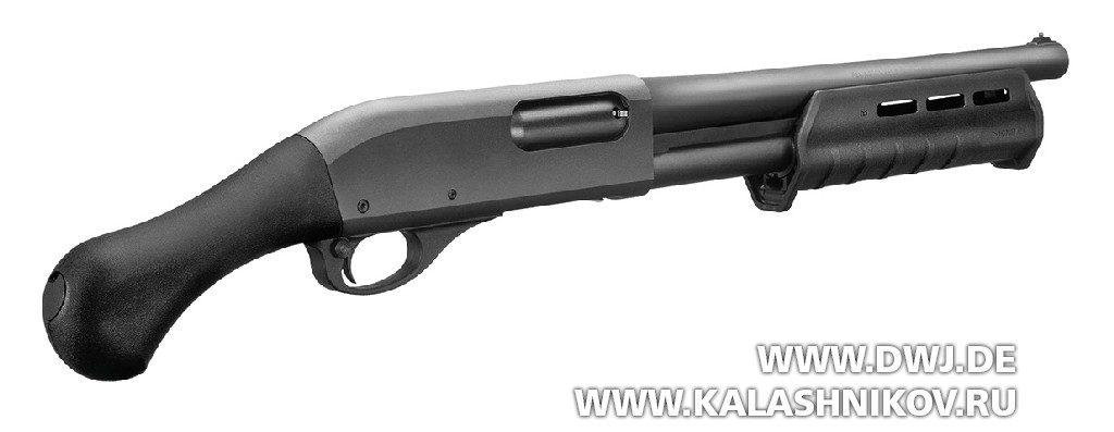 Ружье Remington 870 TAC-14. Выставка SHOT Show 2018