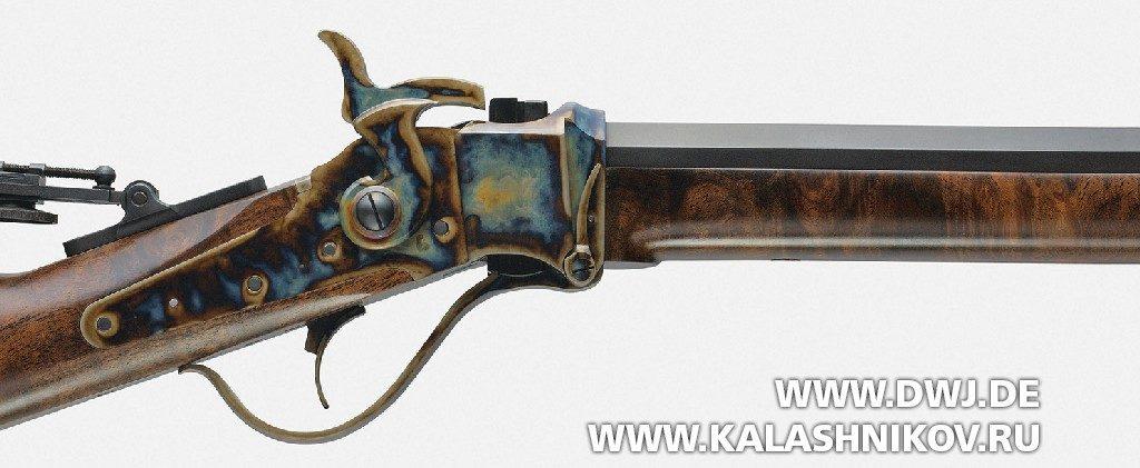 Реплика Sharps 1874 от Dakota Arms. Выставка SHOT Show 2018
