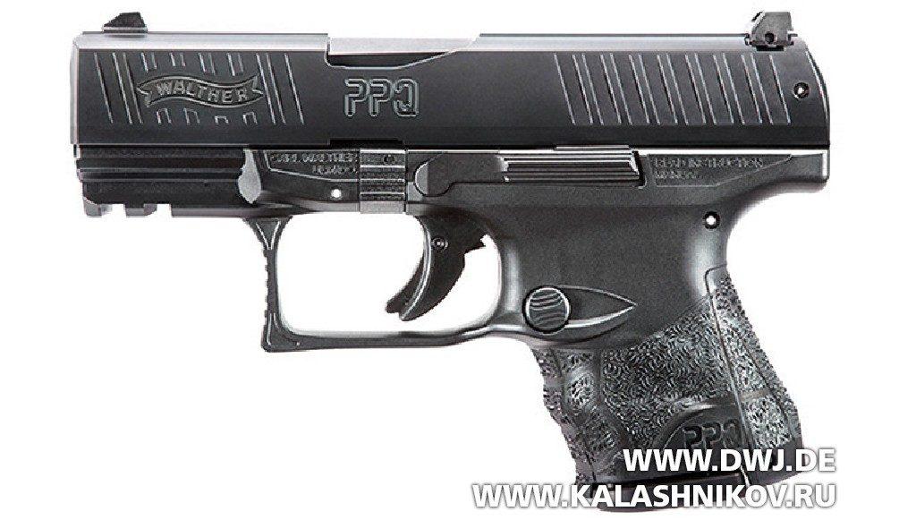 Пистолет PPQ SC Walther . Выставка SHOT Show 2018