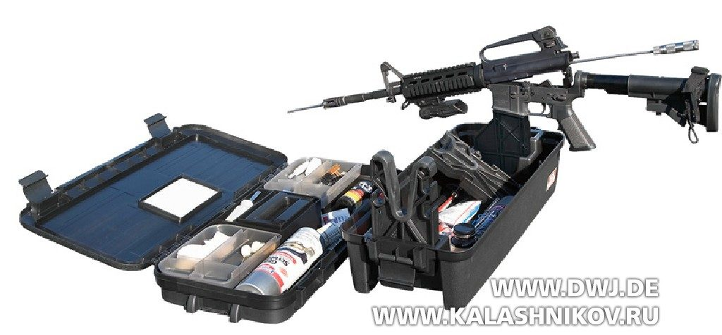Винтовка Daniel Defence M4V11 PRO. Кейс Tactical Range Box от MTM