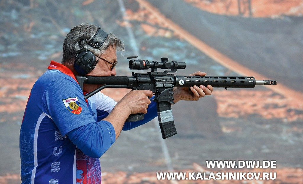 Чемпионат мира по практической стрельбе вРоссии в2017году. IPSC. Фото 2