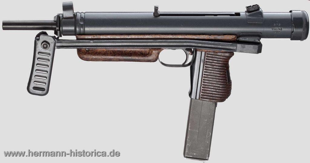 пистолет-пулемёт vz. 48, журнал Калашников