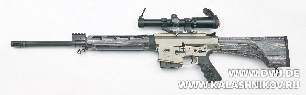 Винтовка Windham Weaponry 308. Журнал Калашников
