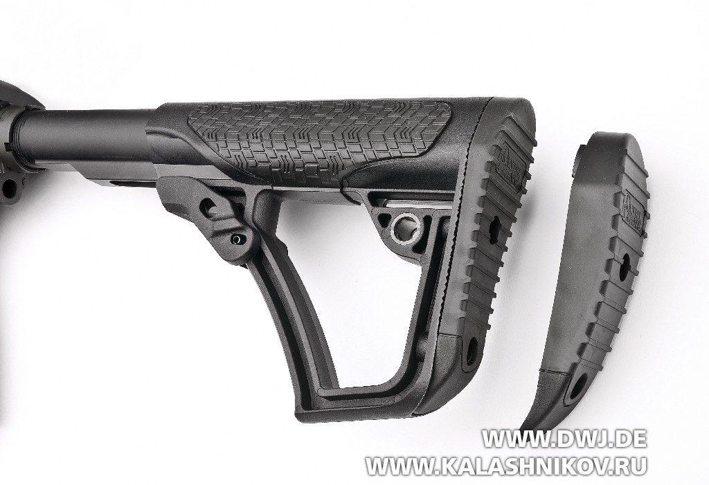Винтовка Daniel Defence M4V11 PRO. Приклад