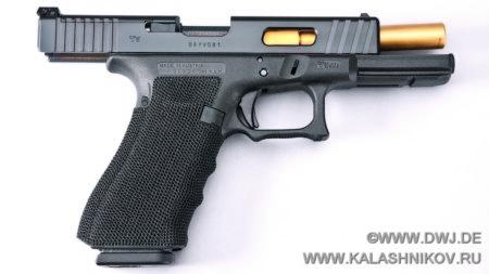 Glock 17 gen 4 the duke, dwj, журнал калашников