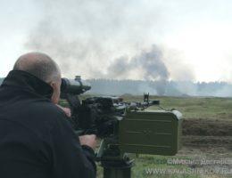 пулемёт корд, крупнокалиберный пулемёт, журнал Калашников