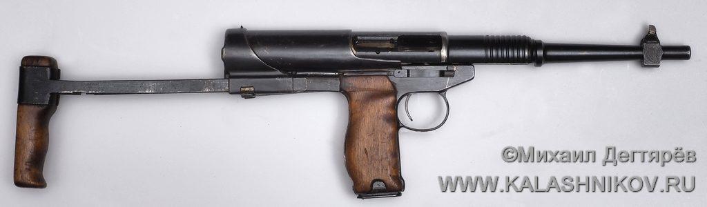 пистолет-пулемёт Рукавишникова, журнал Калашников, Михаил Дегтярёв