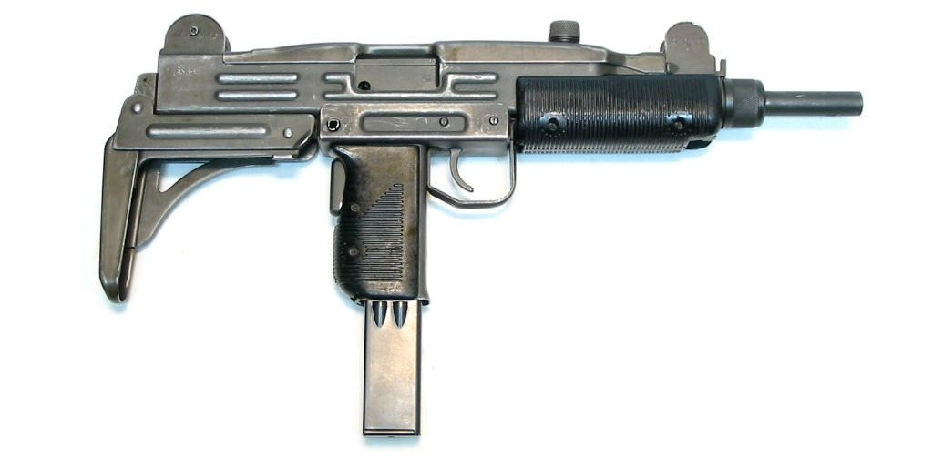 пистолет-пулемёт UZI, журнал Калашников