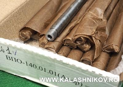 Кованые стволы для карабинов ADAR 2-15. Журнал Калашников