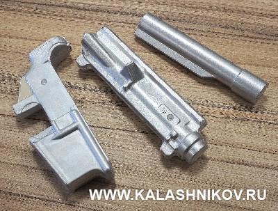 Заготовки для карабинов ADAR 2-15. Журнал Калашников