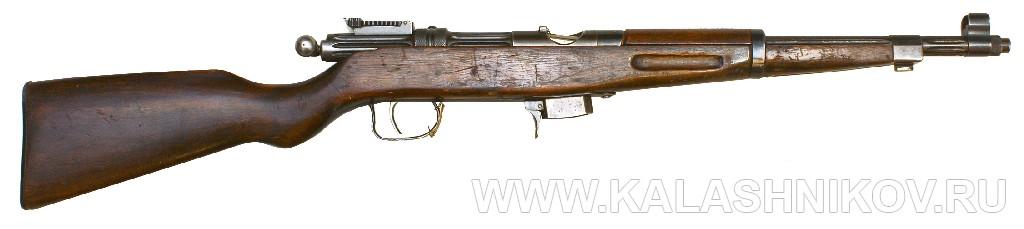 Карабин Майна №3. 1942 г. Журнал Калашников