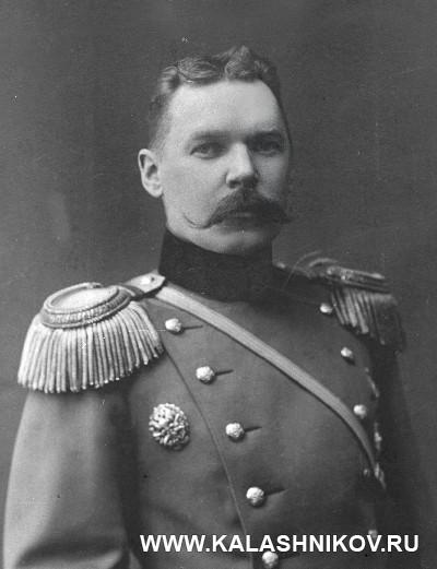 В. Г. Фёдоров. Журнал Калашников