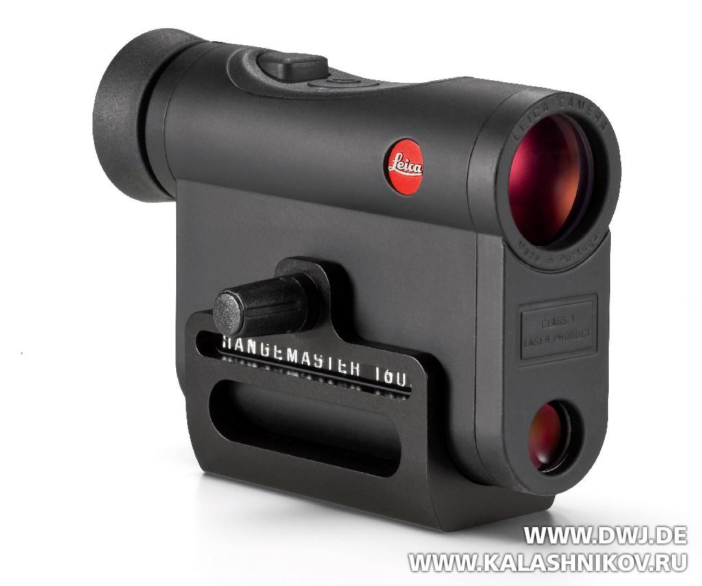 Дальномер Leica CRF 2000-B. Журнал Калашников