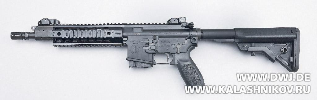 Винтовка SIG 516 CQB. Журнал Калашников