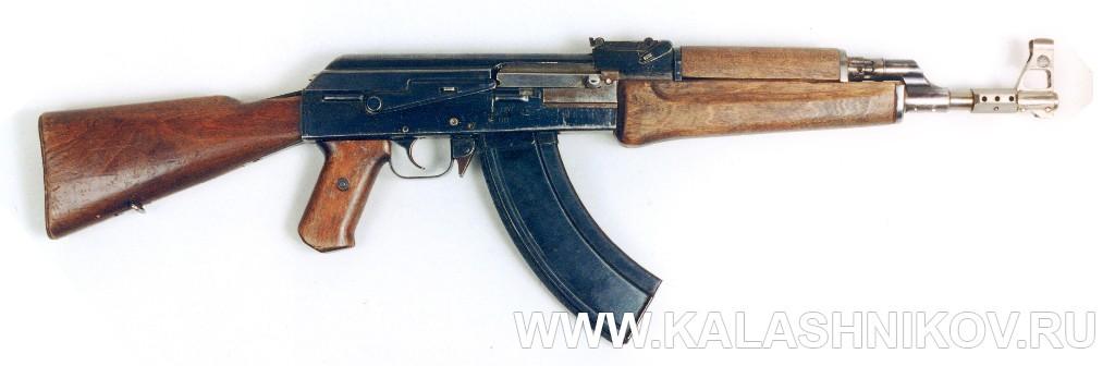 Опытный автомат Калашникова АК-47 №1. Журнал Калашников
