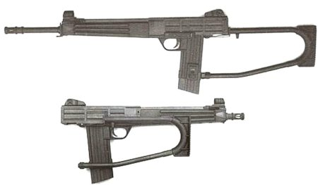 Interdynamic MRS rifle, журнал калашников
