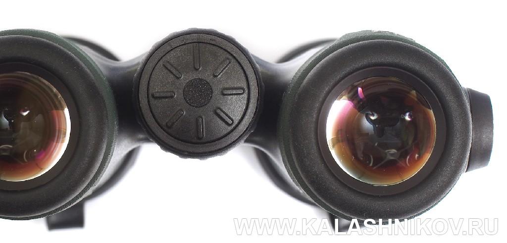 Диоптрийная коррекция бинокля Swarovski CL Companion 10x30B. Журнал Калашников