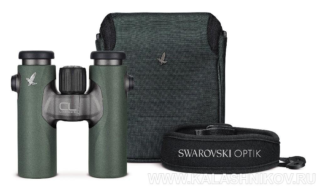 Бинокль Swarovski CL Companion 10x30B. Журнал Калашников