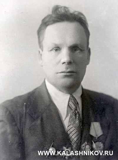 С. Г. Симонов. Журнал Калашников