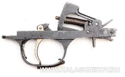 Ударно-спусковой механизм карабина СКС (СКС-31). Журнал Калашников