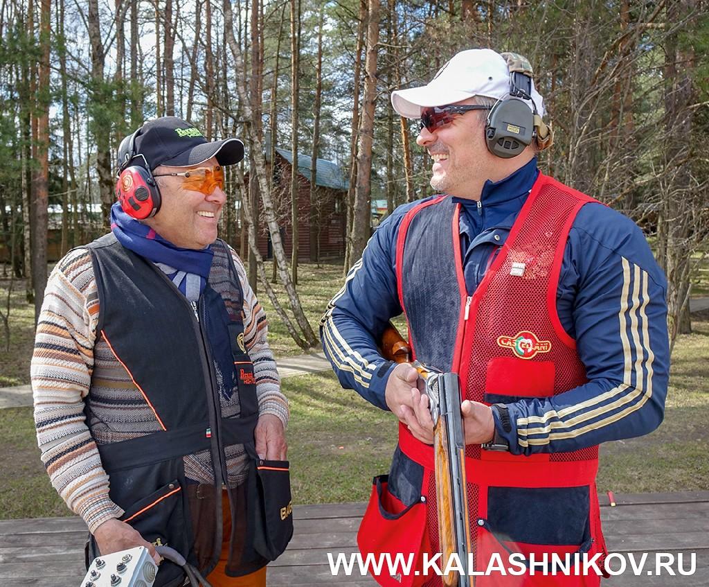 Олег Кулаков на кубке Beretta. Журнал Калашников
