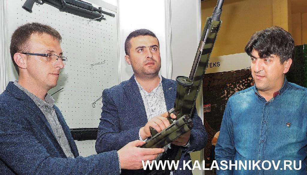 Обсуждение турецкого эксперимента сроторным магазином большой вместимости. Журнал Калашников