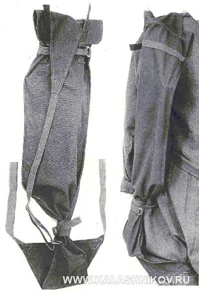 Чехол для винтовки ТКБ-0145С. Журнал Калашников