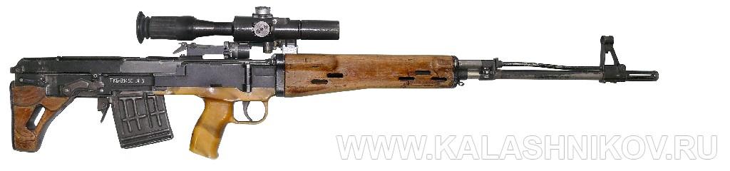 Винтовка ТКБ-0145С. Журнал Калашников