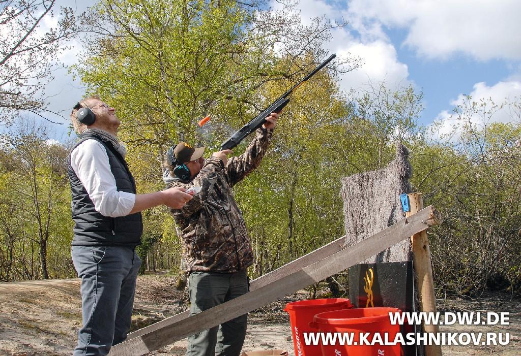 Практические стрельбы из Browning, Winchester и Kite. DWJ. Журнал Калашников