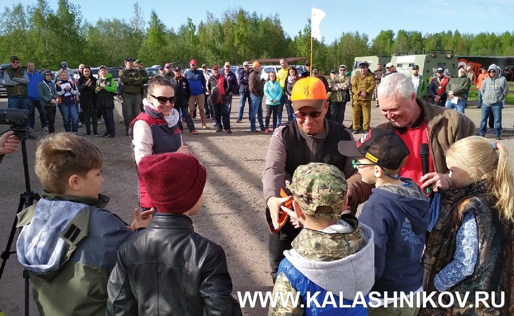 Стрелковый фестиваль Левши. Журнал Калашников
