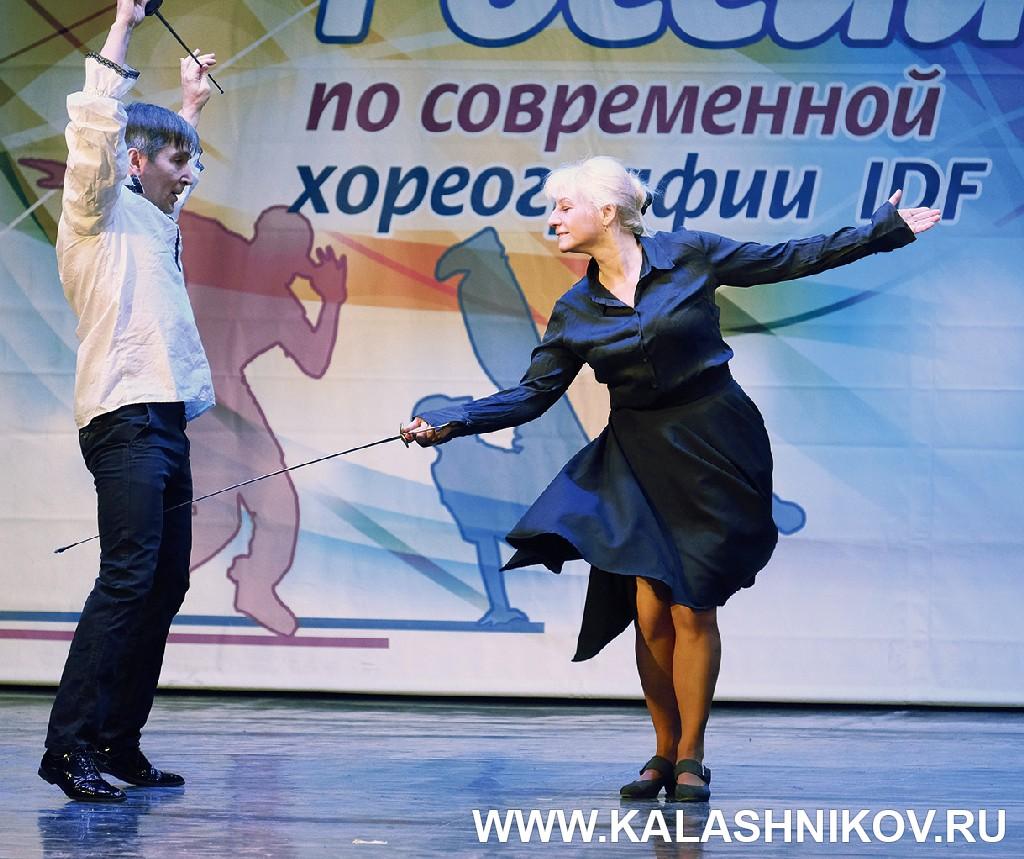 Арт-фехтование. Кубок России. Журнал Калашников