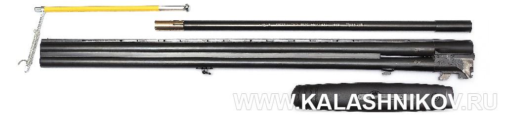 Вкладной ствол ТК 600. Журнал Калашников