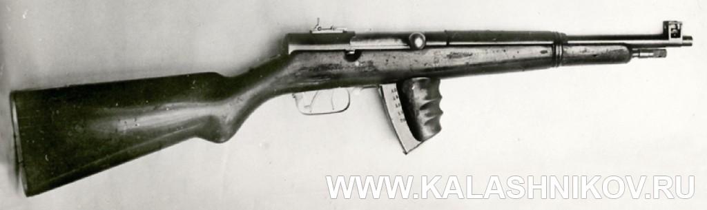 пистолет-пулемёт Токарева. Журнал Калашников