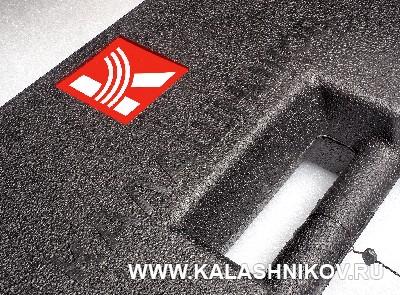 Кейс карабина «Сайга-107»/SR1. Журнал «Калашников»